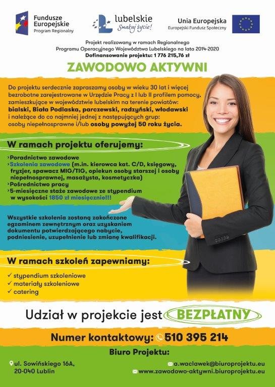 Płatne Szkolenia I Staże Dla Osób Bezrobotnych